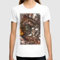 darwin T-shirts featuring Darwin Meets Orwell by John Hansen
