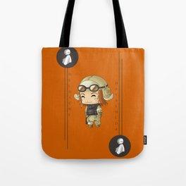 Chibi Heihachi Tote Bag