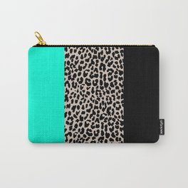 Leopard National Flag VII Carry-All Pouch