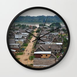Primitive doesn't mean less than Wall Clock