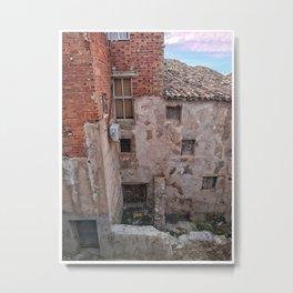 018 Metal Print