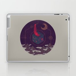 It Appeared in the Night Sky, and It Made the Wind Sharp Laptop & iPad Skin