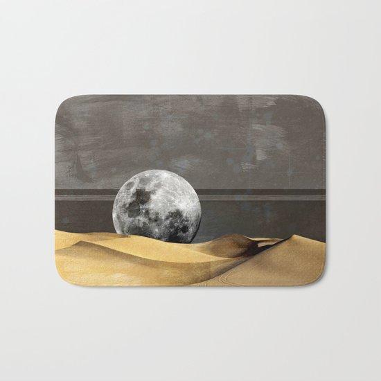 MOON DESERT Bath Mat