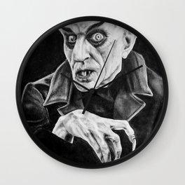 Nosferatu Wall Clock