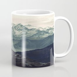 Mountain Fog Coffee Mug