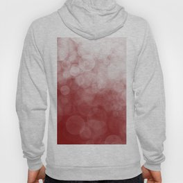 Cranberry Spotted Hoody