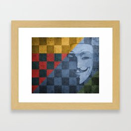 Patchwork 2: The Quickening Reloaded Framed Art Print