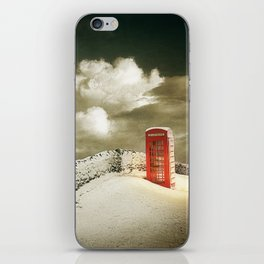 Winter in the Cotswolds, England iPhone Skin