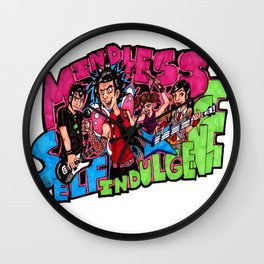 Mindless self indulgence  Wall Clock