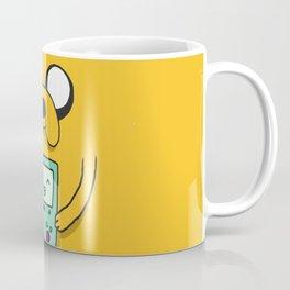 Jake and BMO Coffee Mug