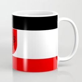 German East Africa Flag Coffee Mug
