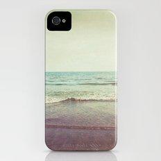 Last Bits Of Summer Slim Case iPhone (4, 4s)