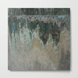 Vert Degrees Metal Print