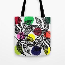 pom pom plant Tote Bag