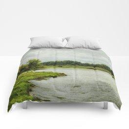 Sauvie Island Comforters