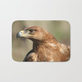 Tawny Eagle Profile Bath Mat