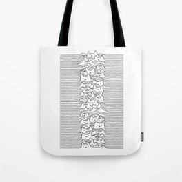 Furr Division White Tote Bag