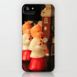 Christmas Choir iPhone Case