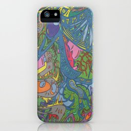 King Midas iPhone Case