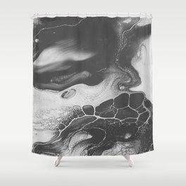 DISORDER Shower Curtain