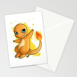 Fire Starter 1 Stationery Cards