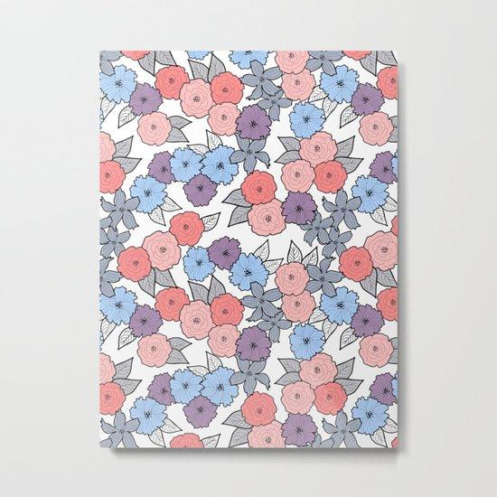 Bloom Baby Bloom Metal Print