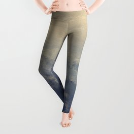 Yet another lake & mountain landscape | 4 Leggings