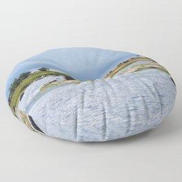 Nordic Idyll Floor Pillow