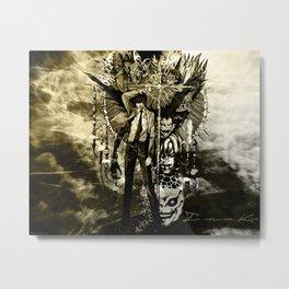 Death Note Metal Print