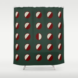 Drammen X Shower Curtain