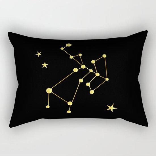 Sagitarius Rectangular Pillow