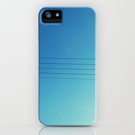 blank iPhone Case