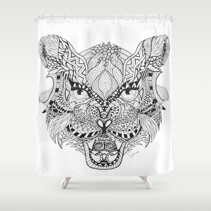 Apollo Shower Curtain
