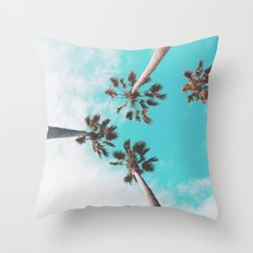 Cali Dreamin' Throw Pillow