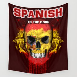 To The Core Collection: Spain Wall Tapestry