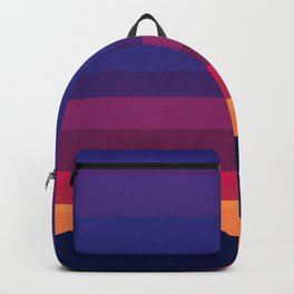 Over The Sunset Mountains Backpack