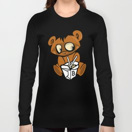 Bitcoin Carry-Out Long Sleeve T-shirt
