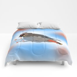 BOHEMIAN WAXWING - 3 Comforters