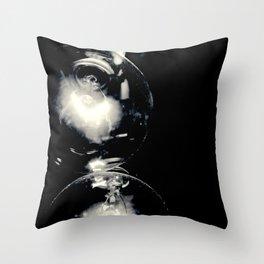 Light Up My Life Throw Pillow