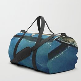 Heart of the Love River at Day Duffle Bag