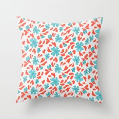 Another Daisy Bloom 01 Throw Pillow
