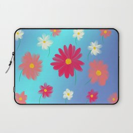 Pretty Flowers Laptop Sleeve