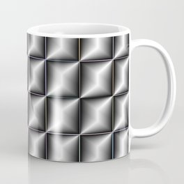 abstract colored silver,black,grey, background Coffee Mug
