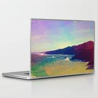 miles davis Laptop & iPad Skins featuring Miles Away. by Daniel Montero