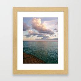 Isla Mujeres  Framed Art Print