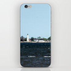 Distant Town iPhone & iPod Skin