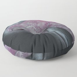 Reaching for the Moon Floor Pillow