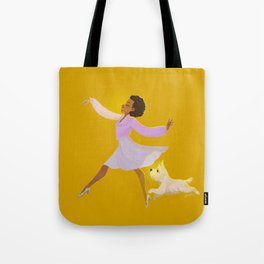 Ease on down Tote Bag