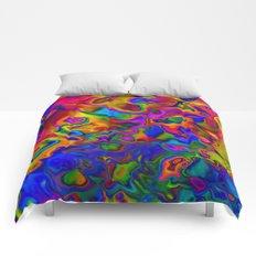 Chromatic Convections Comforters