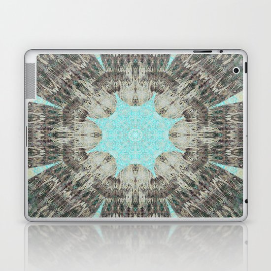 Point The Icicles Laptop & iPad Skin